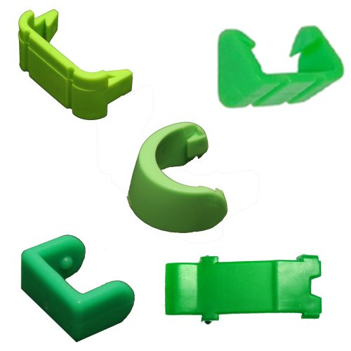 Life Jacket Retaining Clips