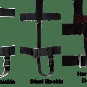I-ZIP 170N lifejacket buckle styles - seasafe