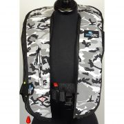 GREY CAMO AUTO PLASTIC LIFEJACKET