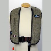 HARRIS TWEED HERRINGBONE LIFEJACKET