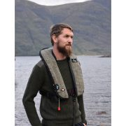 SeaSafe Systems I-Zip 170N LifeJacket - Harris Tweed