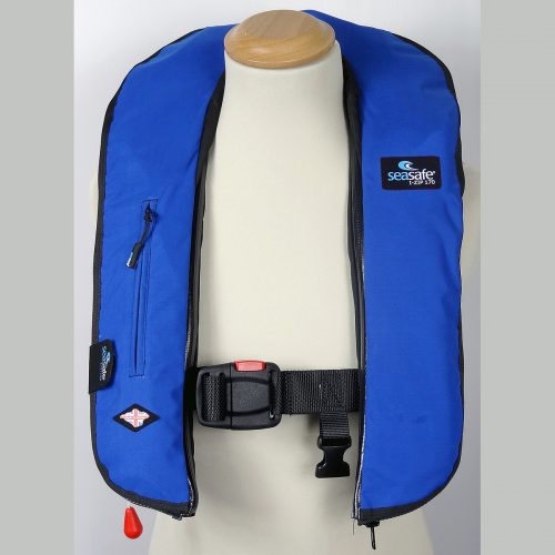 ROYAL BLUE LIFEJACKET