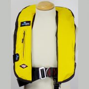 SeaSafe Systems I-Zip 170N LifeJacket - Soft Yellow