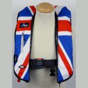 SeaSafe Systems I-Zip 170N LifeJacket - Union Jack