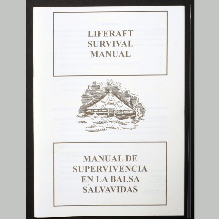 Life Raft Survival Manual