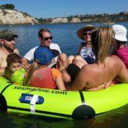SOS Marine 4 Person Life Raft