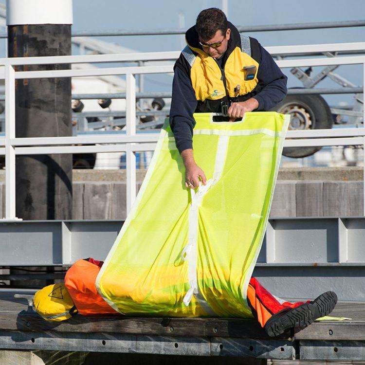 SeaSafe Systems HypoHoist & RibHoist