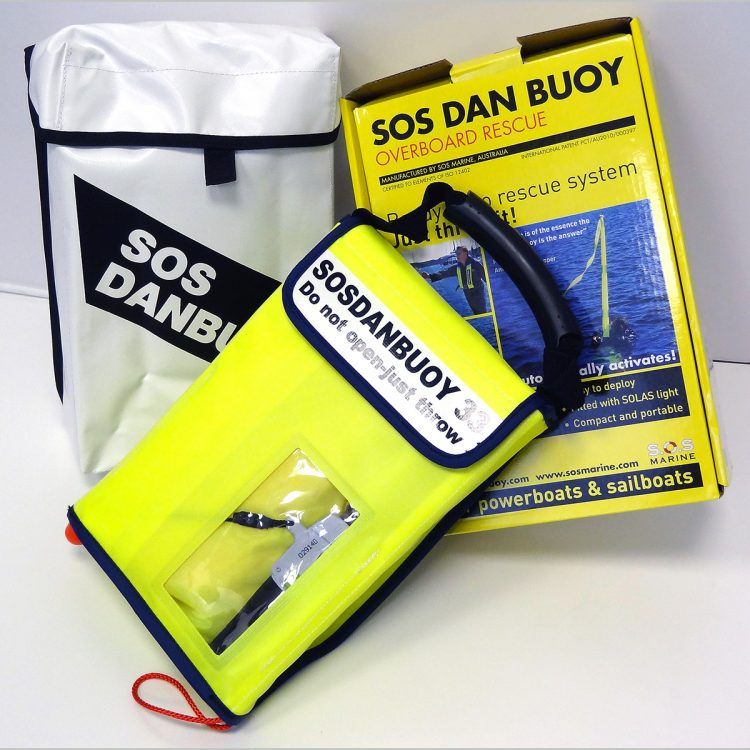 SeaSafe Systems SOS Danbuoy