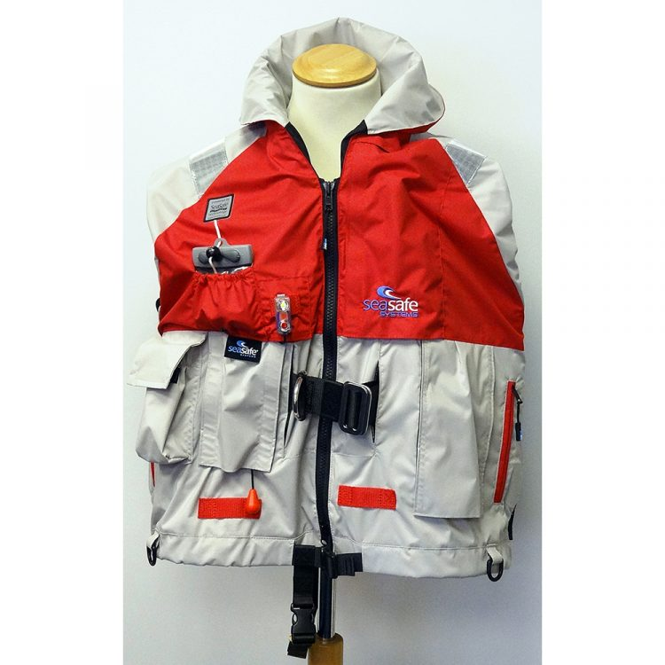 SeaSafe Systems Leisure Gilet with integrated Life Jacket