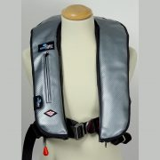 CARBON FIBRE GRANITE LIFEJACKET