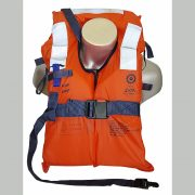 Child & Infant Eval SOLAS Approved Foam Lifejacket