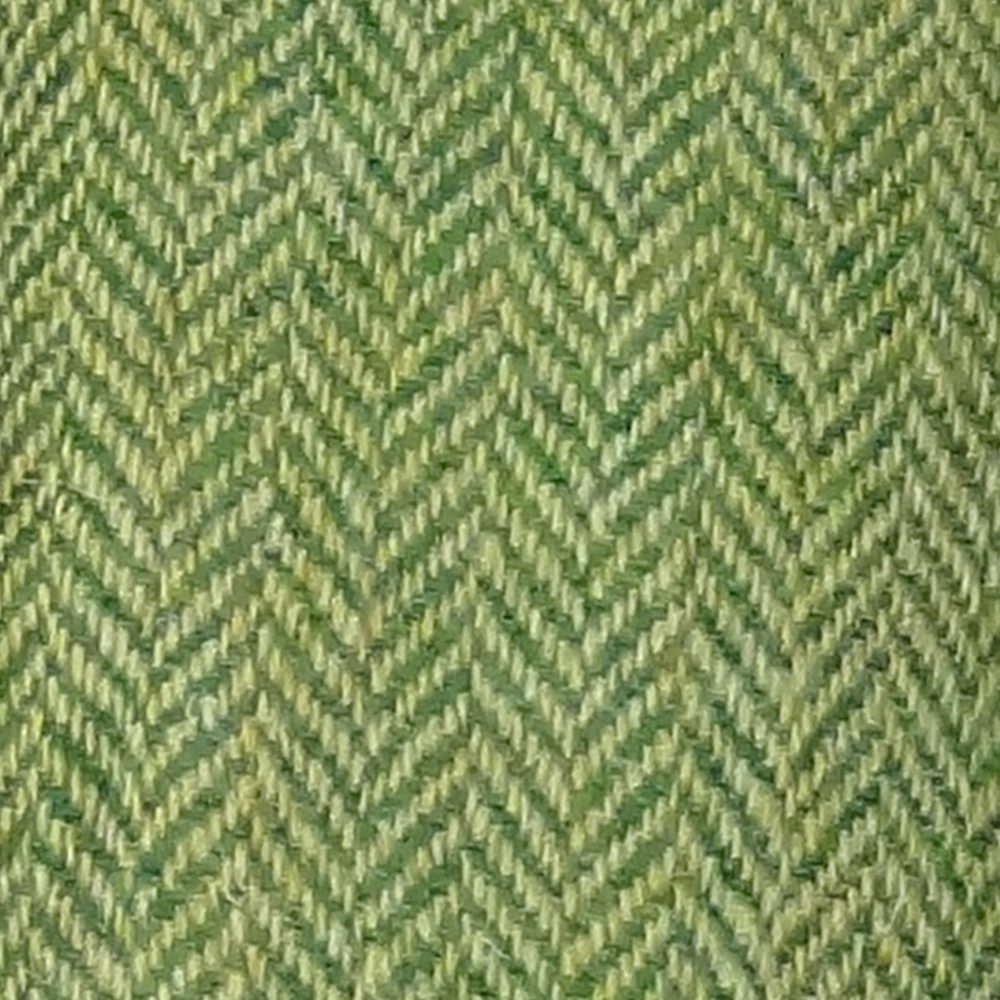 Harris Tweed Green