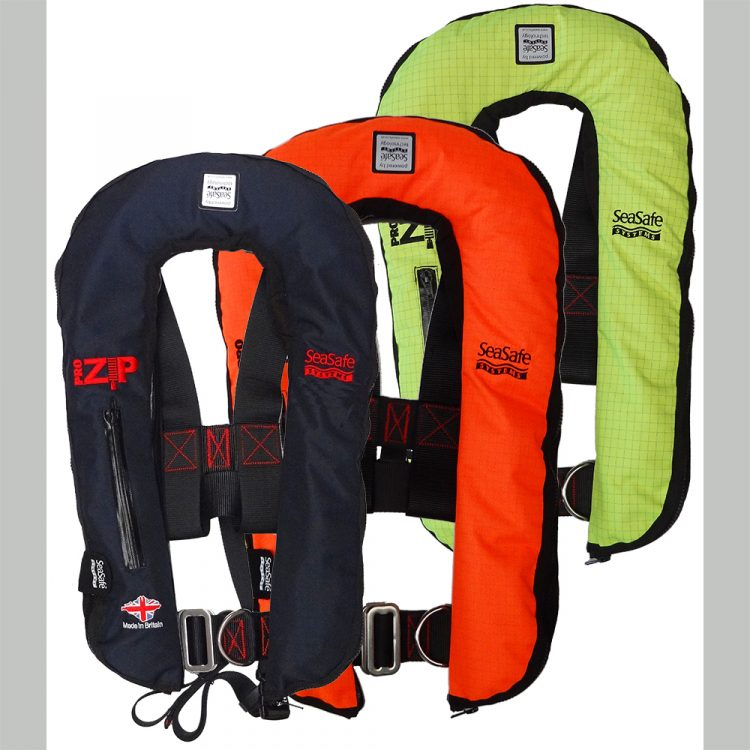 SeaSafe Systems Spare Covers for Pro-Zip Anti-Static LifeJackets