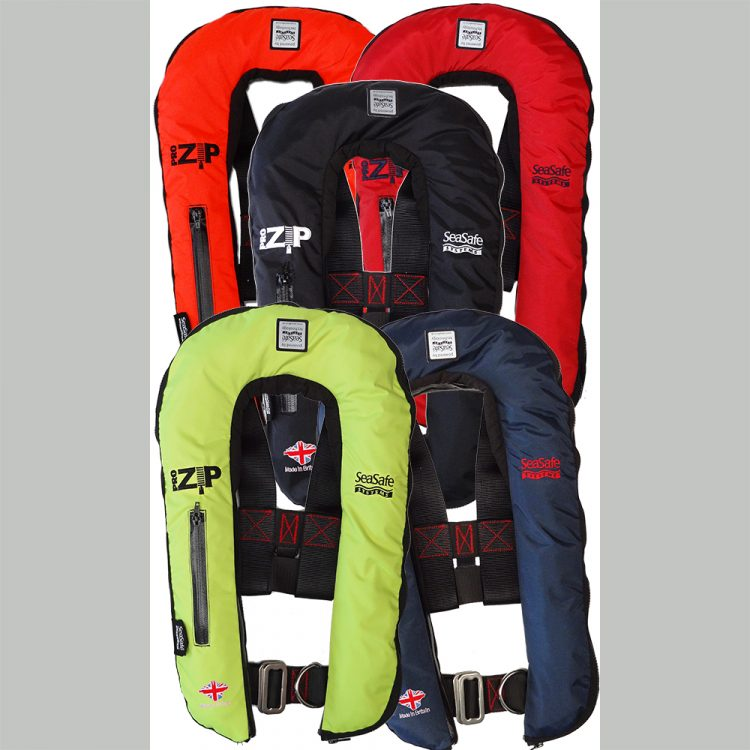 Spare Covers for Pro-Zip LifeJackets