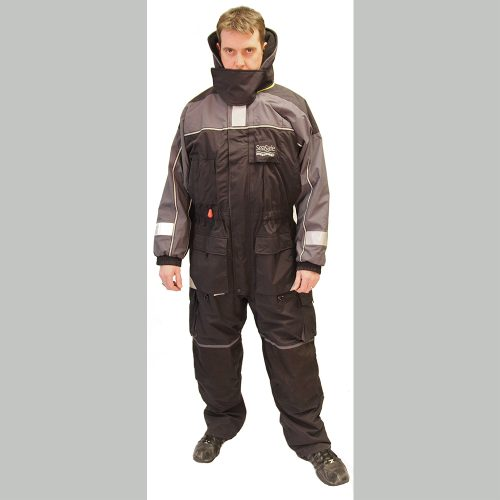 SeaSafe Systems Voyager Rib Suit All-in-One