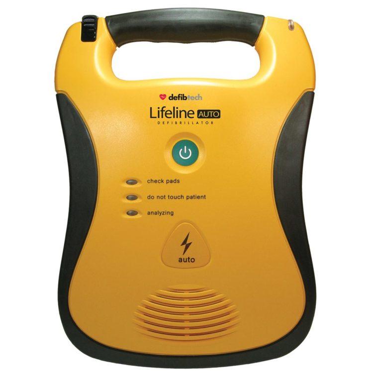Lifeline Defibrillators