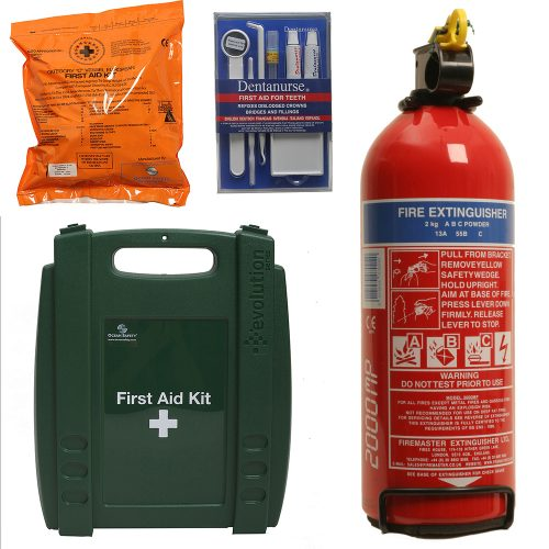 SeaSafe Systems Fire Systems & Medical Supplies