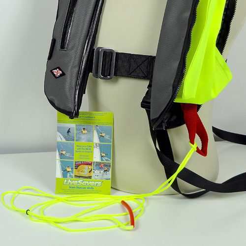 SeaSafe LifeJacket Spares & Accessories