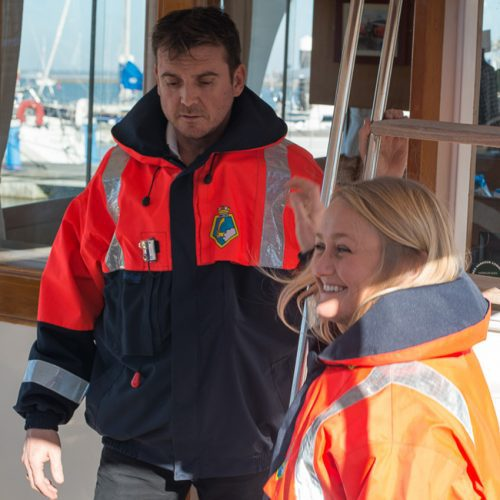 SeaSafe Systems Sea Explorer Level 50 Coat