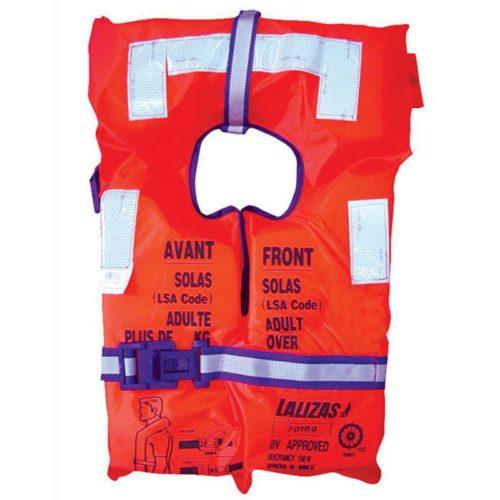 lalizas solas adult foam lifejacket