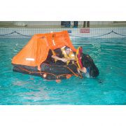 SEASAFE PRO LIGHT CONTAINER LIFERAFT