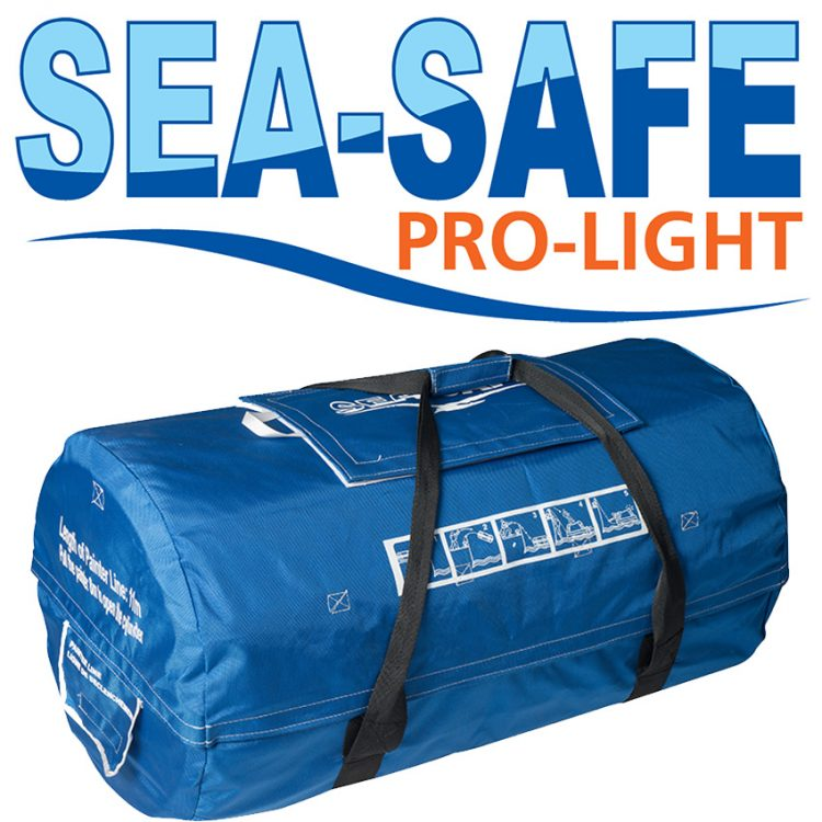 PRO LIGHT SEASAFE VALISE LIFERAFT
