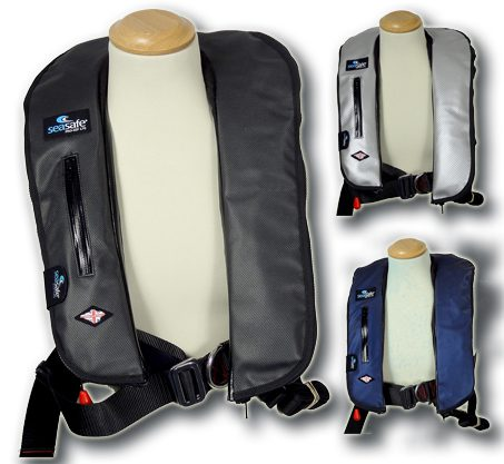 CARBON 170N LIFE JACKET COVERS