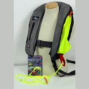 Pro-Zip Ultra Auto Harness 170N LifeJacket